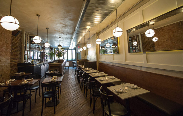 Estela Restaurant – 47 East Houston , New York