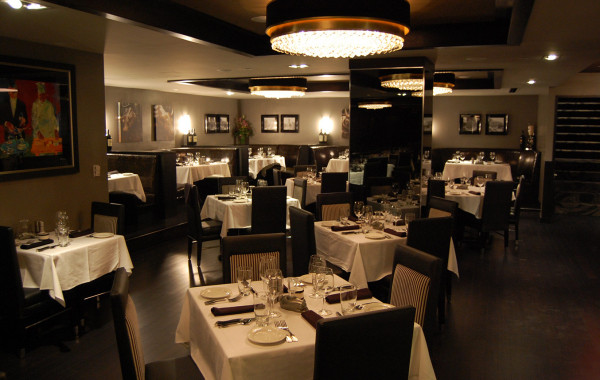 Morton's Steakhouse – 136 Washington Street, New York